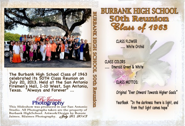 Burbank H.S. 50th Class Reunion